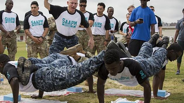 Fitness, Sports and Deployed Forces Support :: Fitness